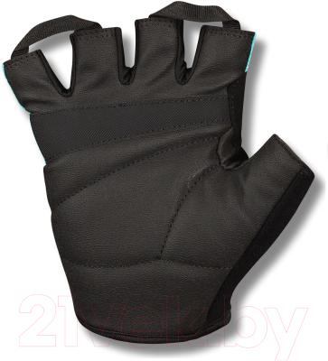 Перчатки для пауэрлифтинга Indigo SB-16-1734 (M, бирюзовый)