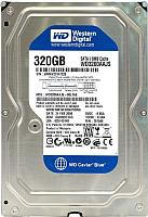 Жесткий диск Western Digital 320GB (WD3200AAJS) -