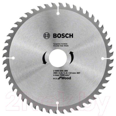 Пильный диск Bosch 2.608.644.380