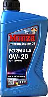Моторное масло Monza Formula 0W20 / 0195-1 (1л) -
