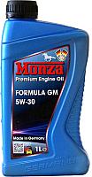 Моторное масло Monza Formula GM 5W30 / 1365-1 (1л) -