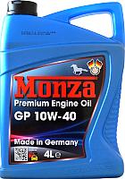 Моторное масло Monza GP 10W40 / 0085-4 (4л) -