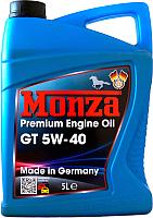 Моторное масло Monza GT 5W40 / 0145-5 (5л) -