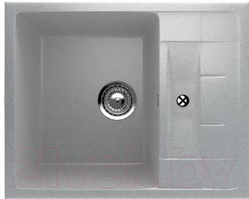 Мойка кухонная Ulgran U-207 (310 серый)