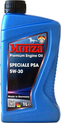 Моторное масло Monza Speciale PSA 5W30 / 1385-1 (1л)