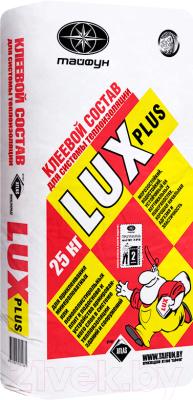 Клей для теплоизоляционных плит Тайфун Люкс Плюс КС (25кг)