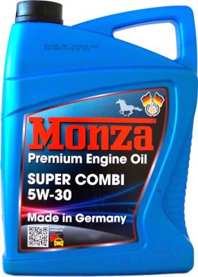 Моторное масло Monza Super Combi 5W30 / 0285-4 (4л)
