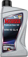 Трансмиссионное масло Monza Gear Oil 80W90 GL-4 / 0685-1 (1л) -
