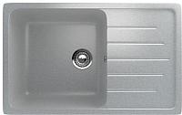 Мойка кухонная Ulgran U-400 (310 серый) -