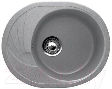 Мойка кухонная Ulgran U-403 (342 графитовый)