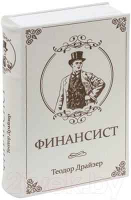 Книга-сейф Brauberg Финансист / 291057