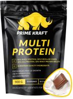 Протеин Prime Kraft Multi Protein Молочный шоколад (900г ) -