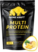 Протеин Prime Kraft Multi Protein Ананасовый йогурт (900г) -