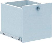 Модуль с ящиком MFMaster Прайм большой / МСТ-МСП-ЯБ-БТ-16 (белый) -