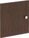 Дверца мебельная MFMaster Прайм / МСТ-МСП-ДВ-ВМ-16 (венге) -