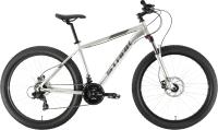 Велосипед STARK Hunter 27.2+ HD 2021 (20, серебристый/серый) -