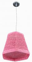 Потолочный светильник Apeyron Electrics 136-53 (розовый) -