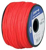 Шнур разметочный Inter-S 01-0238622 (100м, красный) -