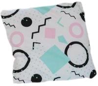 Подушка для садовой мебели Этель Квадраты / 4264652 (45х45) -