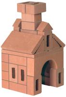 Конструктор Brickmaster Избушка / 601 (37эл) -
