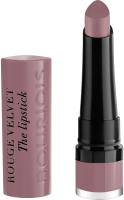 Помада для губ Bourjois Rouge Velvet The Lipstick 18 (2.4г) -