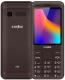 Мобильный телефон Strike A30 (коричневый) -