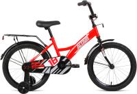 Детский велосипед Forward Altair Kids 18 2021 / 1BKT1K1D1006 (красный/серебристый) -