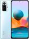 Смартфон Xiaomi Redmi Note 10 Pro 6GB/128GB (голубой лед) -