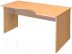Письменный стол ТерМит Арго А-202 правый (ольха) -