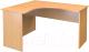 Письменный стол ТерМит Арго А-204.60 левый (ольха) -