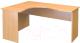 Письменный стол ТерМит Арго А-206.60 левый (ольха) -