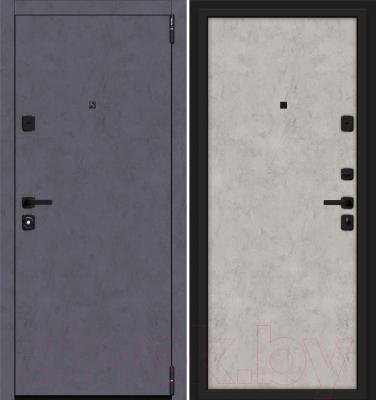 Входная дверь elPorta Porta M-3 П50.П50 Graphite Art/Grey Art/Лунный камень/BE