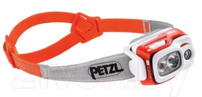зажим petzl petzl micrograb Фонарь Petzl Swift RL / E095BA01