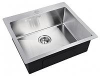 Мойка кухонная ZorG R 5951 Inox -