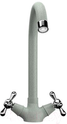 Смеситель Ulgran U-012 (310 серый)