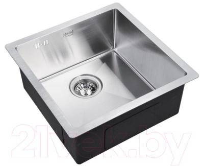 Мойка кухонная ZorG R 4444 Inox