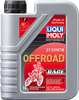 Моторное масло Liqui Moly Motorbike 2T Synth Offroad Race / 3063 (1л) -