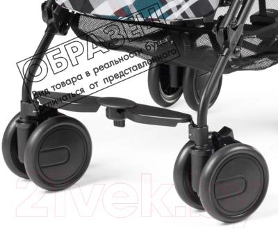 Детская прогулочная коляска Peg-Perego Pliko Mini (Geo Red)