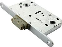 Защелка врезная с фиксацией Arni 410В SC (магнитная) -