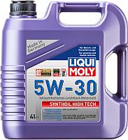 Моторное масло Liqui Moly Synthoil High Tech 5W30 / 20958 (4л) -