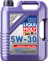 Моторное масло Liqui Moly Synthoil High Tech 5W30 / 20959 (5л) -