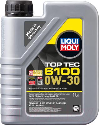 Моторное масло Liqui Moly Top Tec 6100 0W30 / 20777 (1л)