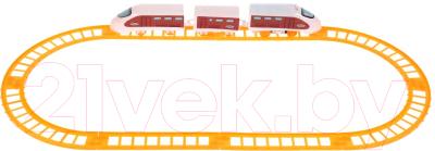 Фото - Железная дорога игрушечная Играем вместе 1909B025-R железные дороги играем вместе железная дорога 308 см