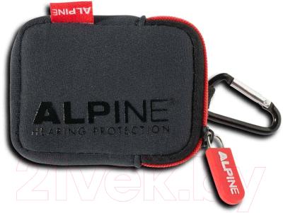 Чехол для берушей Alpine Hearing Protection