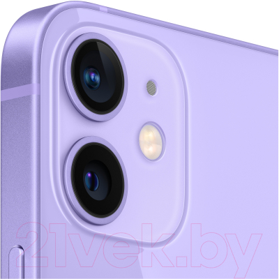 Смартфон Apple iPhone 12 Mini 128GB / MJQG3 (фиолетовый)