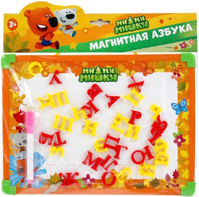 Доска для рисования Играем вместе Магнитная доска. Мимимишки / L787-H27560-MIMI