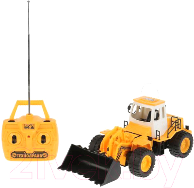 Радиоуправляемая игрушка Технодрайв Бульдозер / B922359-R