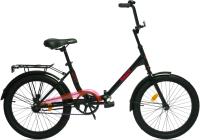 Детский велосипед AIST Smart 20 1.1 2021 (20, красный) -