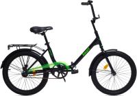 Детский велосипед AIST Smart 20 1.1 2021 (20, зеленый) -