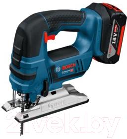 Профессиональный электролобзик Bosch GST 18 V-LI B Professional / 0.615.990.M43